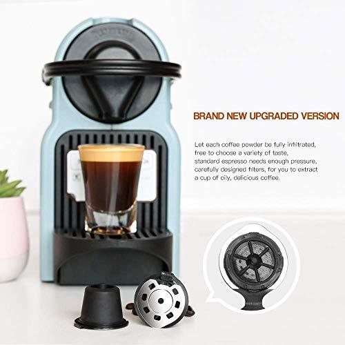 17Planet Cápsulas de café Reutilizables Taza de Filtro de café ...