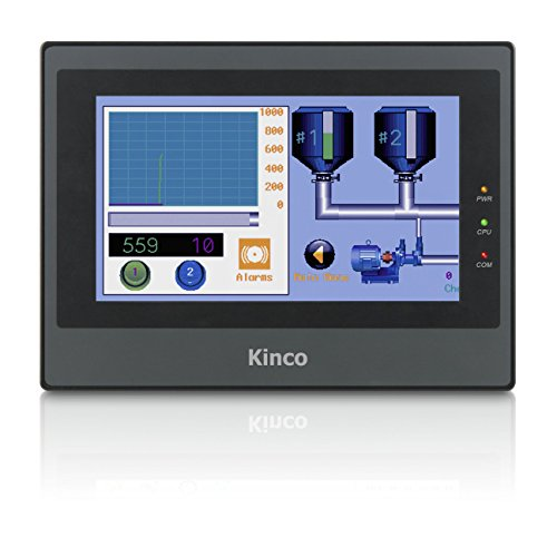 - Kinco Automation MT4414T HMI Touch Screen, 7