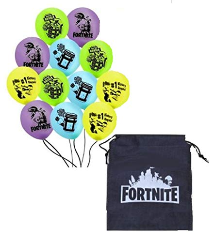 FAT CAT SALES - FORTNITE - Large Latex 12 Double Sided