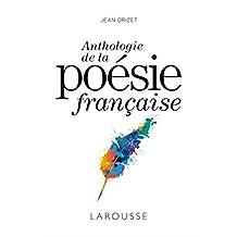 ANTHOLOGIE DE LA POÉSIE FRANÇAISE, N.E.