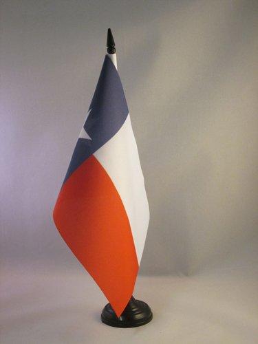 Stati Uniti 14 x 21 cm Piccola BANDIERINA Stato Americano AZ FLAG Bandiera da Tavolo Arizona 21x14cm USA