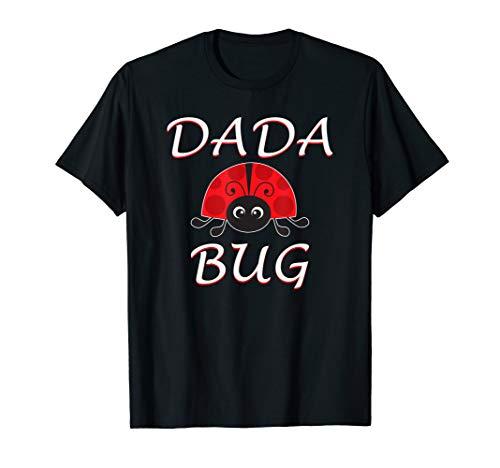 Mens Dada Bug Ladybug Dad T Shirt