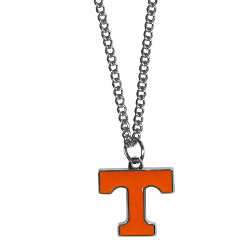 (Siskiyou NCAA Tennessee Volunteers Chain Necklace with Small Pendant, 20