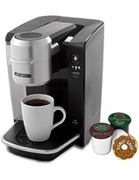 Mr. Coffee Single Serve 40 Oz. Coffee Brewer, Black Basic Info
