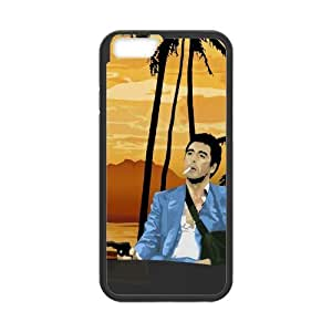 Onshop Tony Montana Scarface Custom Case for iPhone6 4.7 Inch (Laser Technology) by Maris's Diary