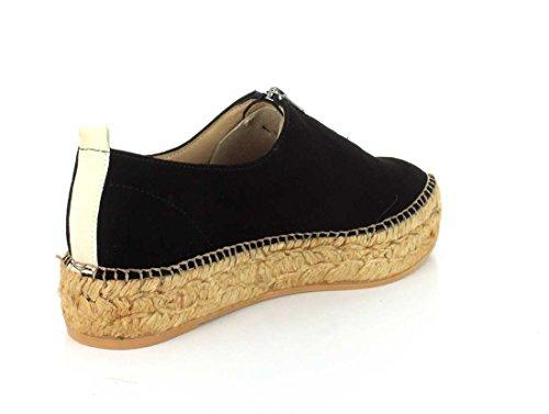 Eric Michael Womens, Serena Slip On Shoes Black