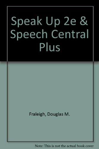 Speak Up 2e & Speech Central Plus