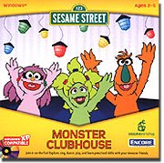 (Sesame Street Monster Clubhouse )