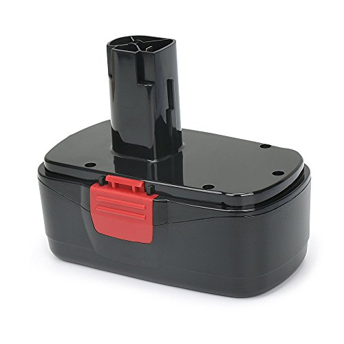PowerGiant 19.2V 2.0Ah Replacement Battery for Craftsman DieHard C3 11375 130279005 1323903 130279003 1323517 130235021 Cordless Drill, True Capacity