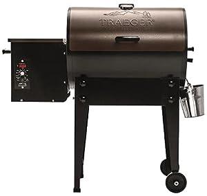 5. Traeger Pellet Grills BBQ155.01 19.5K BTU Pellet Grill