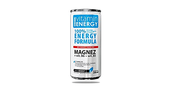 Amazon.com : OSHEE VITAMIN ENERGY BEBIDA ENERGETICA ANTIESTRES Y RELAJANTE - ST : Grocery & Gourmet Food