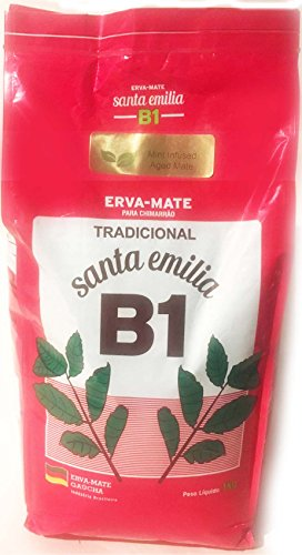 - Santa Emilia B1 Mint Infused Aged Brazilian Erva (Yerba) Mate