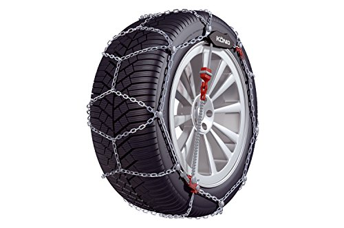 thule self tensioning tire chains - 1