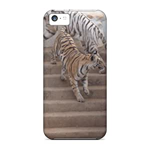 Cases Covers Compatible For Iphone 5c/ Hot Cases/ Tigers