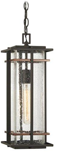 - Minka Lavery Outdoor Pendant Lighting 72494-68 San Marcos, 1-Light 60 Watts, Black