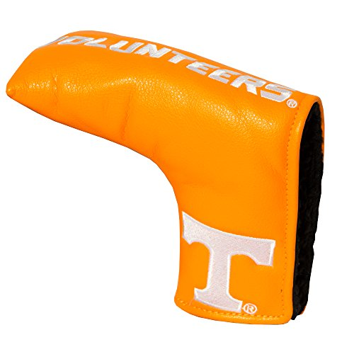 Team Golf NCAA Tennessee Volunteers Golf Club Vintage Blade Putter Headcover, Form Fitting Design, Fits Scotty Cameron, Taylormade, Odyssey, Titleist, Ping, Callaway ()