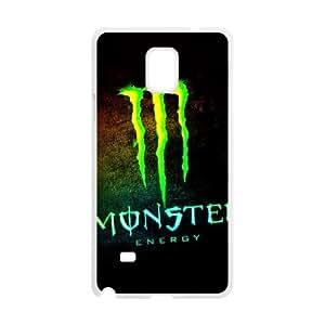 Samsung Galaxy Note 4 N9100 Phone Case Monster Energy Q6A1158822