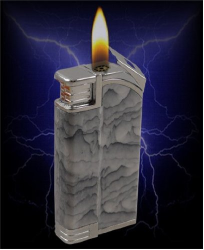 prank shocking lighter