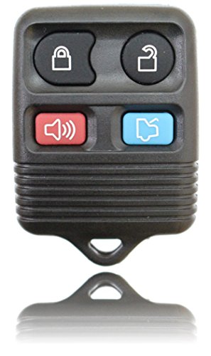 (NEW Keyless Entry Key Fob Remote For a 2009 Ford Mustang 4 Buttons Free Programming Instructions)