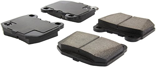 StopTech 309.09610 Street Performance Rear Brake Pad (Street Performance Brakes)