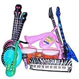 Rock Band Inflate Instrument Set (2 dz), Health Care Stuffs