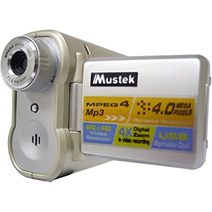 amazon com mustek dv 3500 digital camera w digital video voice rh amazon com