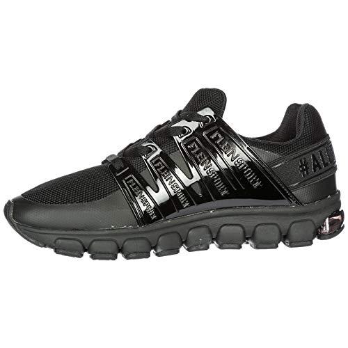 Sport Chaussures Plein Noir Baskets Sneakers Rocket Homme HUn8g