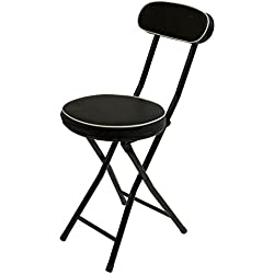 Wee's Beyond 1209 Cushioned Padded Folding Stool