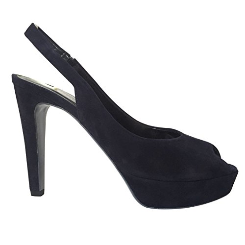 Kennel & Schmenger - Zapatos de tacón mujer Ocean Blue w/ Platform