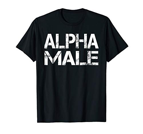 Mens Alpha Male (Dad): Family Halloween Costumes for 4 people