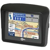 """Mappy Mini 330 Moto GPS Europe de l'Ouest (23 pays) Ecran 3,5"""" Noir"""