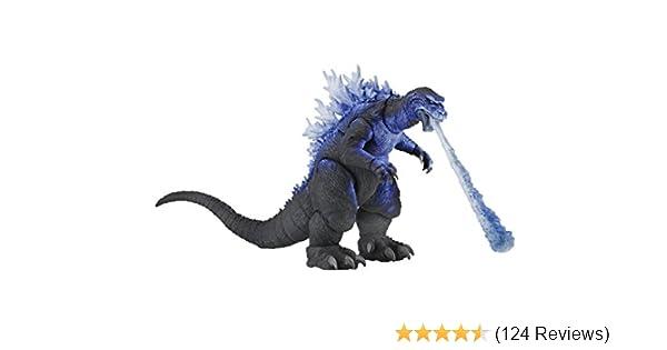 "NECA Godzilla 2001 Atomic Blast Classic 6/"" Action Figure 12/"" Head To Tail New"