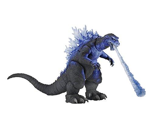 "NECA - Godzilla 12"" HTT Action Figure - 2001 Atomic Blast Godzilla"