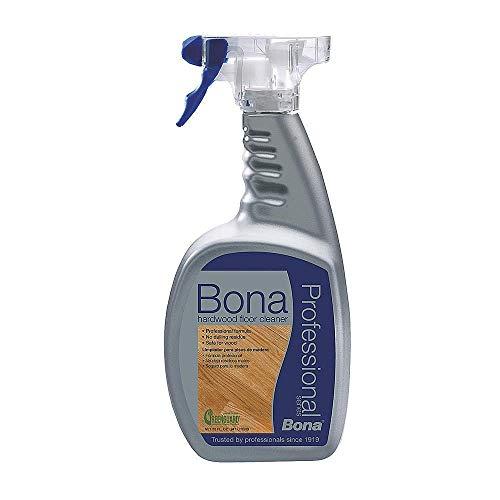 (Bona Pro Series Wm700051187 Hardwood Floor Cleaner Ready To Use, 32-Ounce Spray)