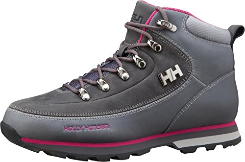 Helly Hansen Women's The Forester Cold Weather Boot, Mid Grey/Hot Pink, 9.5 M US by Helly Hansen