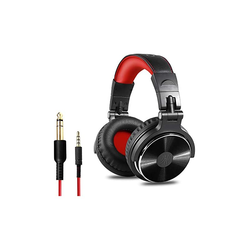 OneOdio Over Ear Headphone, Wired Bass H