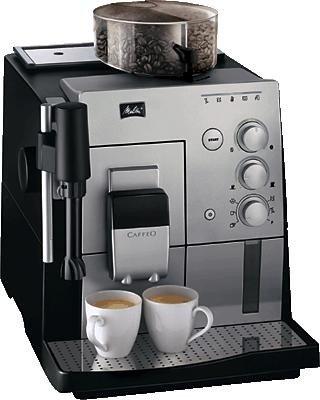 Melitta E910 Espresso de/cafetera Caffeo N ° 64, SR/SW ...
