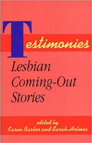 Coming lesbian revised story testimony updated