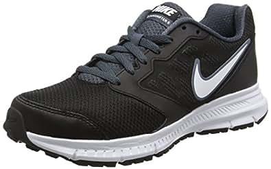 Nike Mens Downshifter 6 Black/White/Dark Magnet Grey 6 D(M) US