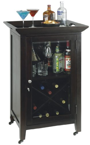 Howard Miller 695-074 Butler Wine & Bar Cabinet