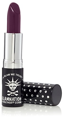 Tish & Snooky's MANIC PANIC N.Y.C. Creamtone Raven Lethal Lipstick