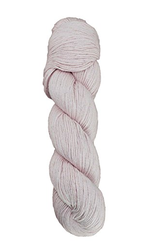 t Double Knitting Weight, Peaceful Pink (Lion Linen Yarn)