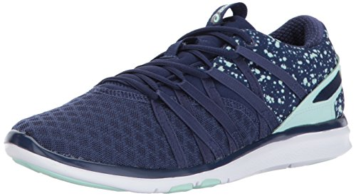 ASICS Damen Gel-Fit Yui Cross Trainer Indigo Blue / Gletscher Meer / Silber