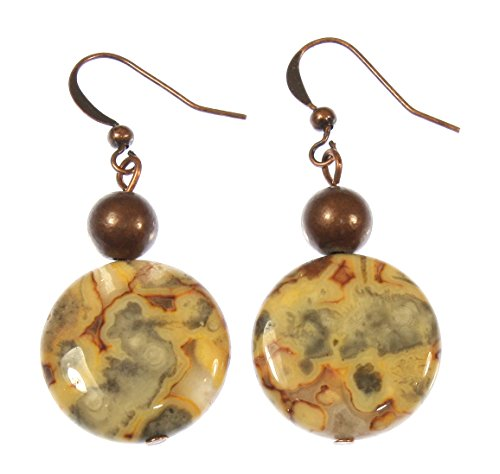 Jasper Earrings - 9