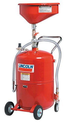 Lincoln Lubrication 3614 Pressurized Used Oil Evacuation Drain by Lincoln Electric