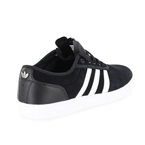 adidas Men's Adi-Ease Lace up Sneaker Black / Running White Ftw professional for sale Jbt8s