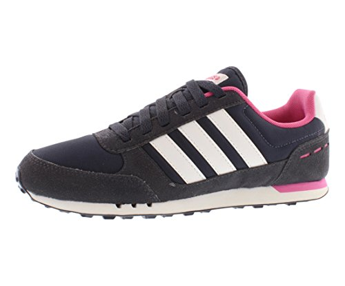 on sale f83a9 70673 adidas NEO Womens City Racer W Running Sneaker, New NavyRunning  WhiteBloom, 8 M US - Buy Online in UAE.  Apparel Products in the UAE -  See Prices, ...