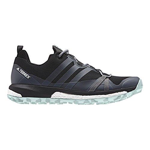 adidas Terrex Agravic Womens Running Black, Grey Three, Ash Green