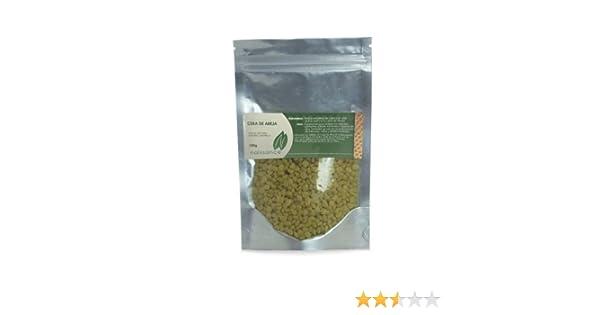Naissance Cera de Abeja - Perlas Amarillas de Cera de Natural - Ingredientes Naturales - 100g: Amazon.es: Belleza