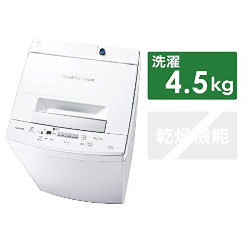 TOSHIBA 全自動洗濯機 AW-45M7